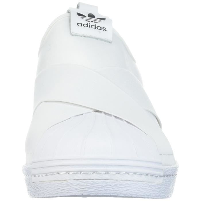 Adidas Originals Superstar Slipon W Sneaker F5SFR Taille-37