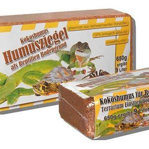 DÉCO VÉGÉTALE - RACINE 6 X 650 g de noix de coco litière pour les reptile