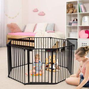 BARRIÈRE DE SÉCURITÉ  Barrière de Sécurité Enfant Bébé Grille de Protect