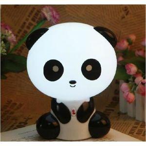 VEILLEUSE BÉBÉ Lampe panda,lampe réveil enfant ,ABS plastique ,us