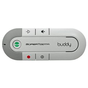 KIT BLUETOOTH TÉLÉPHONE Supertooth Buddy Kit Mains Libres Voiture Bluetoot
