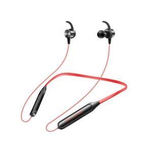 CASQUE - ÉCOUTEURS Rouge OVLENG Bluetooth écouteur sport sans fil cas