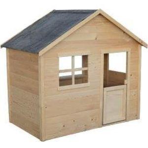 MAISONNETTE EXTÉRIEURE Maisonnette en bois