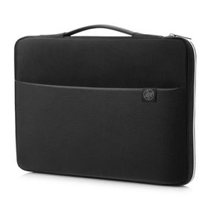 SAC À DOS INFORMATIQUE HP 14'' Carry Sleeve Black/Silver