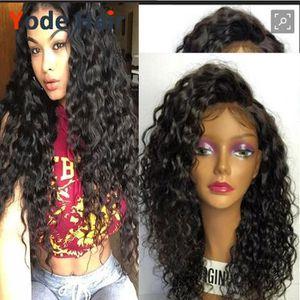 PERRUQUE - POSTICHE Lace front  Wig/Perruque Cheveux Bresiliennes Natu