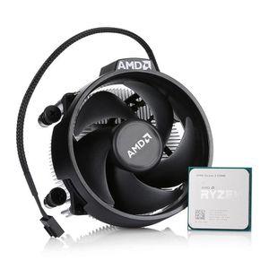 PROCESSEUR AMD Ryzen 3 2200G CPU AM4 Socket 3.5GHz Quad-core