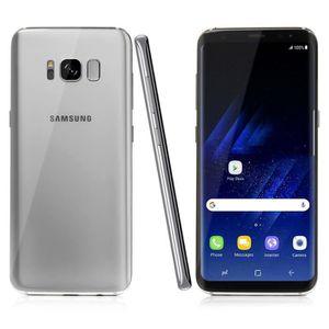SMARTPHONE RECOND. Samsung Galaxy S8+ G955F 64go Argent Smartphone Ca