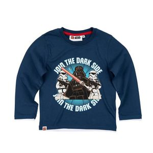 T-SHIRT LEGO STAR WARS Tshirt Manches longues garçon dark