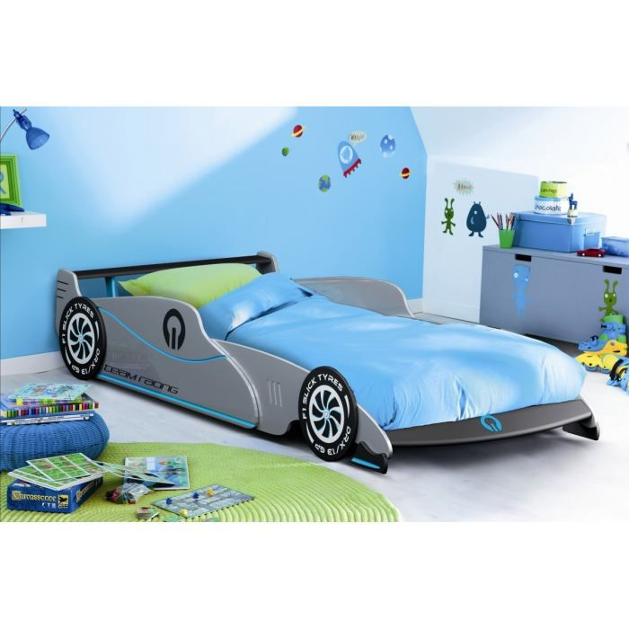 grand prix lit enfant voiture extensible achat vente. Black Bedroom Furniture Sets. Home Design Ideas