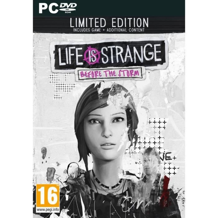Life is Strange Before the Storm Edition Limitée Jeu PC