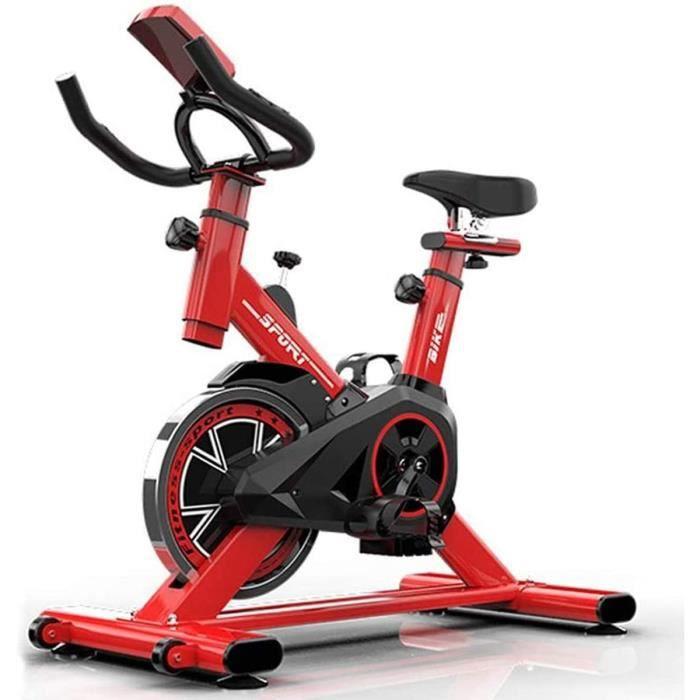 Vélo d'exercice pour la Maison- à vélo d'intérieur- Super Mute Spinning Bicyclette- Perte de Poids Bikes pédale- Cardio Entraîn[81]