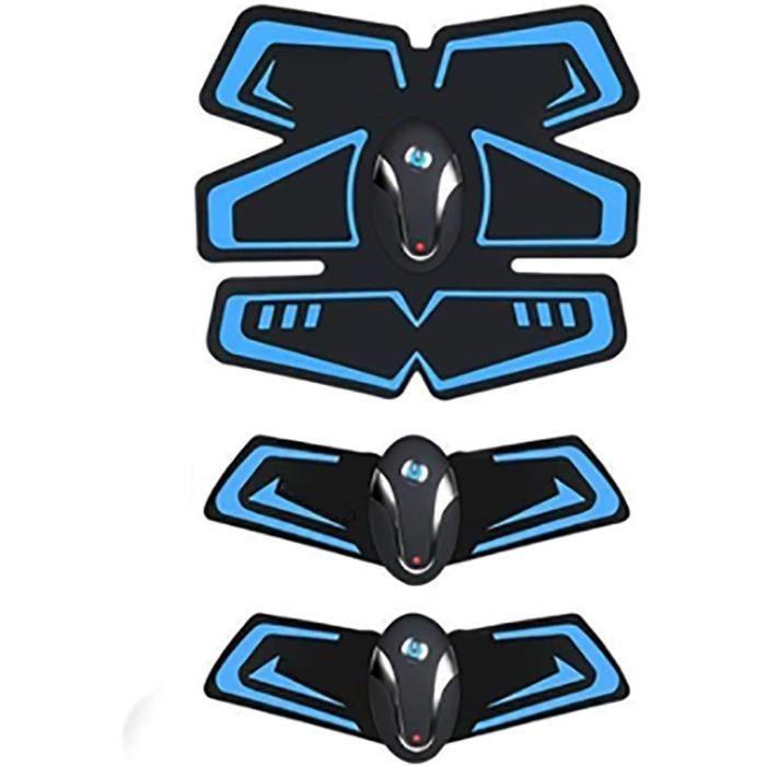CEINTURE DE FORCE Appareils Abdominaux Appareil Abdo EMS Masseur Abdominal Musculation Abdominale Abdominaux Electrique Elect685