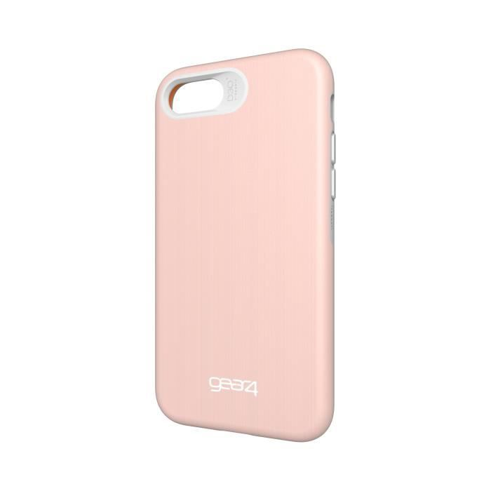 GEAR4 D3O Trafalgar Coque - iPhone 7 - Or rose