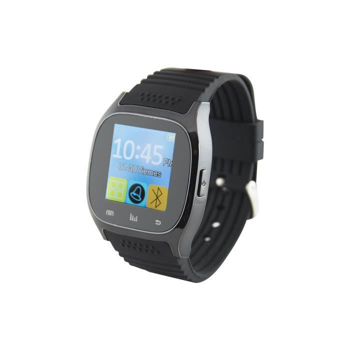 MONTRE BLUETOOTH - MONTRE CONNECTEE - MONTRE INTELLIGENTE