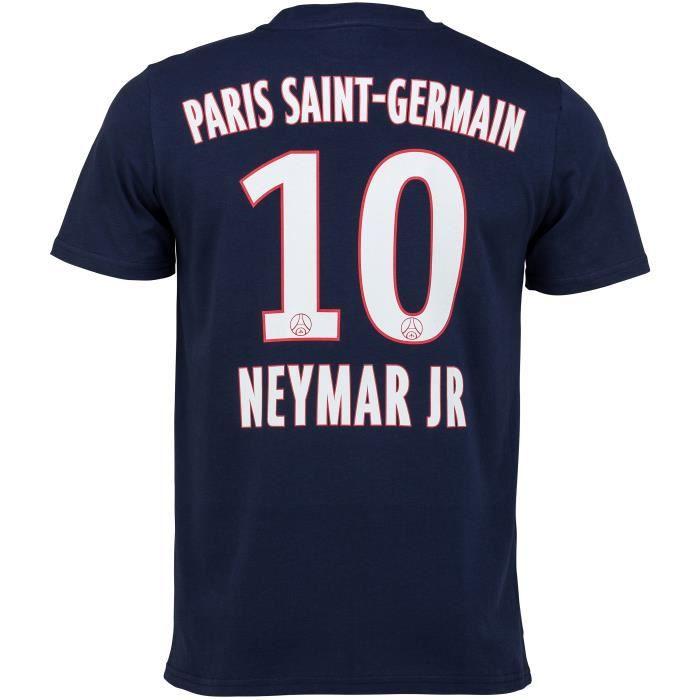 T-shirt PSG - NEYMAR Jr - Collection officielle PARIS SAINT GERMAIN