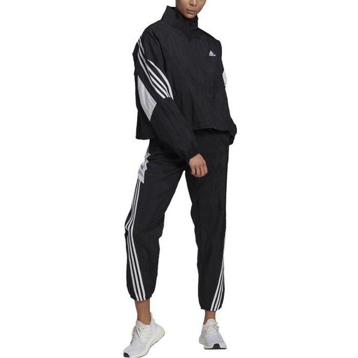 Adidas Survêtement pour Femme Sportswear Game-Time Woven Noir
