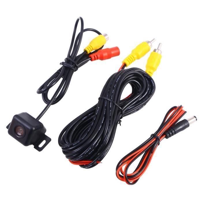Caméra de recul de voiture de Support de plaque d'immatriculation Lignes d'échelle de distance RADAR DE RECUL - CAMERA DE RECUL