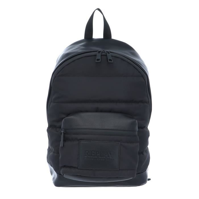 REPLAY Backpack Black [99844]