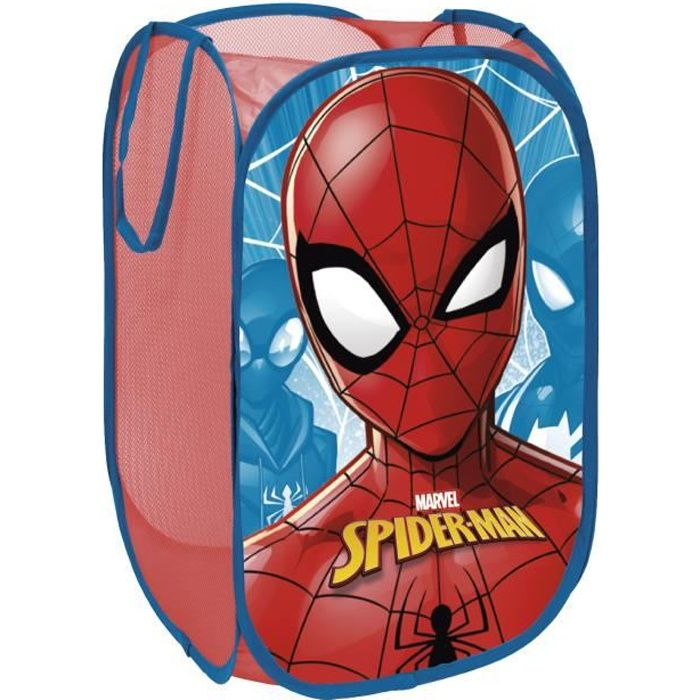 ROOM STUDIO Rangement Pop Up Spiderman
