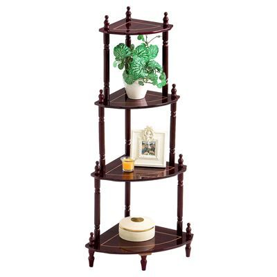 etagere d 39 angle bois achat vente etag re murale etagere d 39 angle bois cdiscount. Black Bedroom Furniture Sets. Home Design Ideas