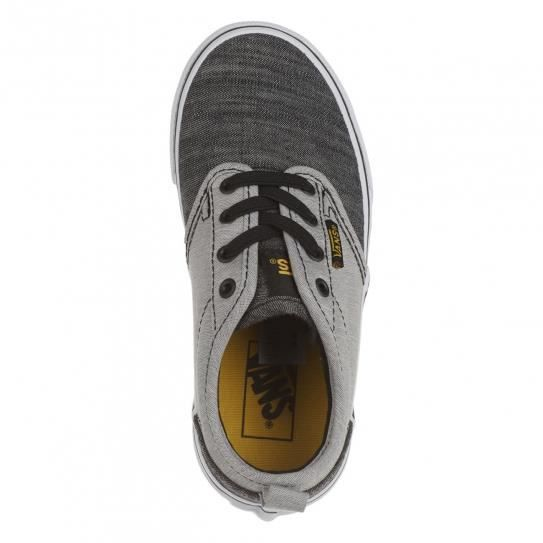 Chaussures Atwood Elast Chambray Grey/Black Cadet - Vans