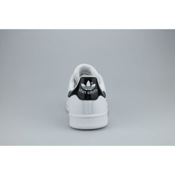 ADIDAS ORIGINALS STAN SMITH J BLANC NOIR EzgvvuZpb8