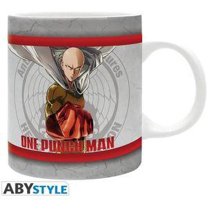 BOL Mug One Punch Man - 320 ml - Héros - subli - avec