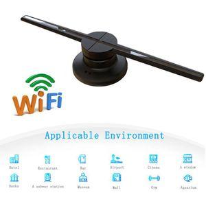 ECRAN DE PROJECTION ALLOYSEED ® WIFI - Projection 3D - Publicité 3D- A