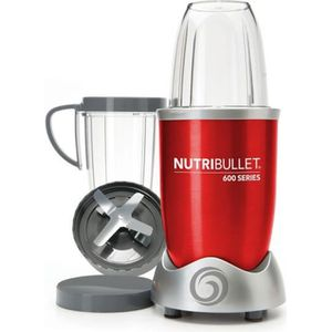 BLENDER NUTRIBULLET Blender 600W - Rouge