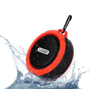 ENCEINTE NOMADE Enceinte Bluetooth Portable, Waterproof Haut-Parle