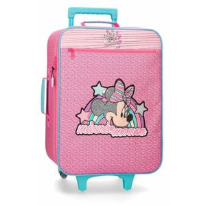 VALISE - BAGAGE Valise cabine souple DISNEY Minnie