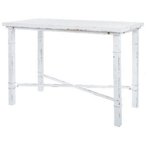 TABLE À MANGER SEULE Casa Padrino Table de Salle à Manger de Style Camp