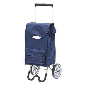 CHARIOT DE MARCHÉ Chariot de courses à roulettes DAVIDT'S STOCKOLM N