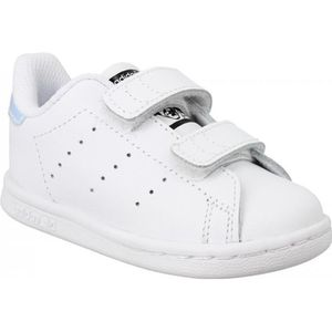 BASKET ADIDAS Stan Smith-23-Blanc Argent