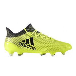 info for 564c3 0d1c7 CHAUSSURES DE FOOTBALL ADIDAS - ADIDAS X 17.1 SG Leather - S82319 - (39 1