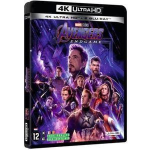 BLU-RAY FILM Avengers 4 : Endgame [Combo Blu-Ray, Blu-Ray 4K]