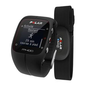 MONTRE OUTDOOR - MONTRE MARINE POLAR Montre Connectée Cardiofréquencemètre GPS M4