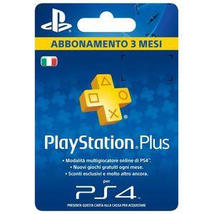 CARTE PRÉPAYÉE PlayStation Plus Card 3 Mois