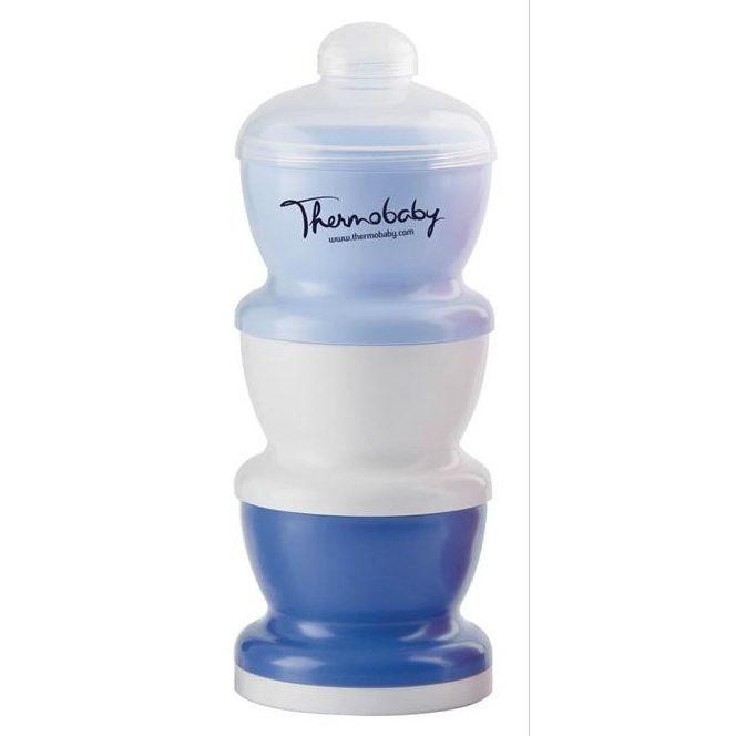 THERMOBABY Boite doseuse lait en poudre Bleu