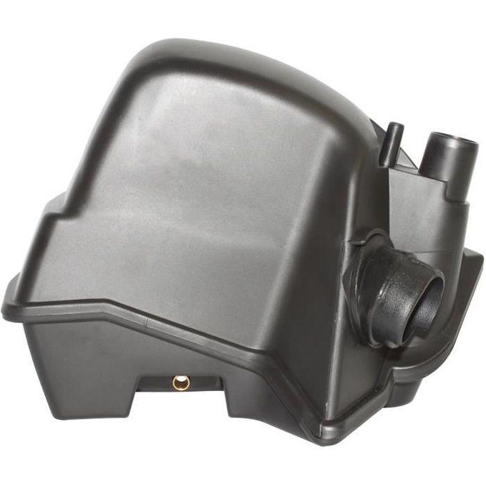 filtre a air scoot adaptable peugeot 50 ludix noir (demontable) -p2r-