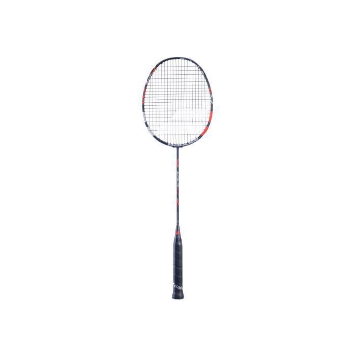 Raquette Badminton BABOLAT Satelite Blast Anthracite / Rouge (89 g) 2019