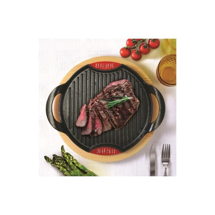 Set BIALETTI Grill induction + support e