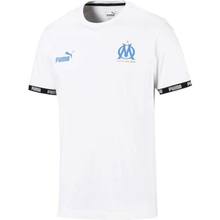 T-shirt Olympique de Marseille Football Culture