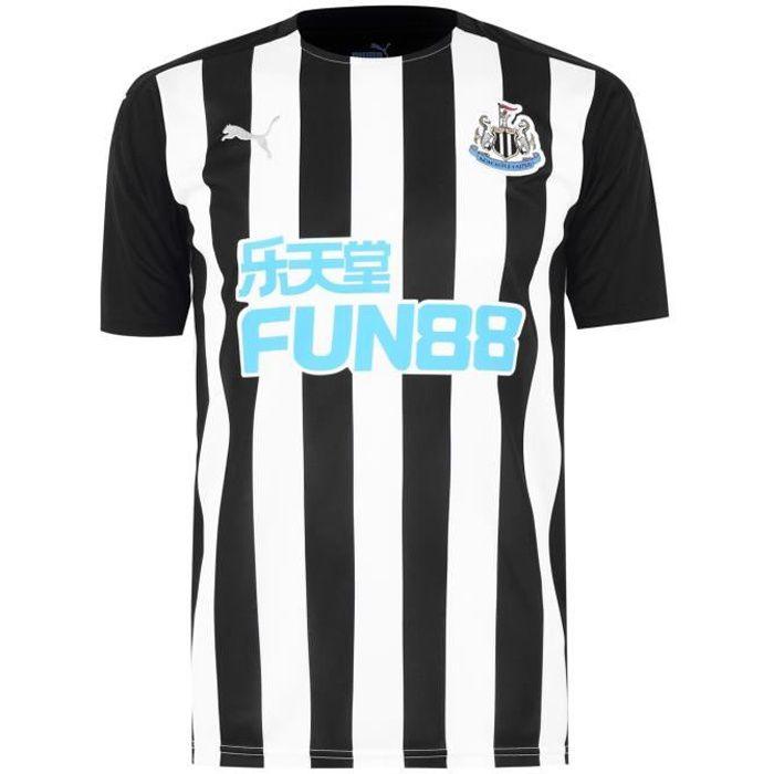Puma Newcastle United Maillot Domicile Football 2020 2021 Hommes