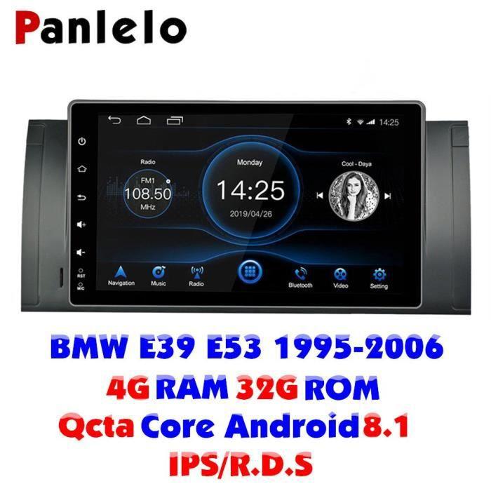WiFi 2008-2010 XISEDO in-Dash Voiture Radio Android 8.0 Autoradio 9 Pouces /Écran Tactile 8-Core RAM 4G ROM 32G Autoradio pour Peugeot 308 Bluetooth Autoradio Soutien Commande au Volant