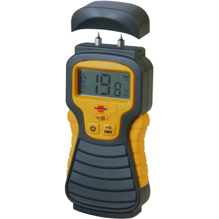 Capteur d'humidité BRENNENSTUHL Détecteur d'humidité MD