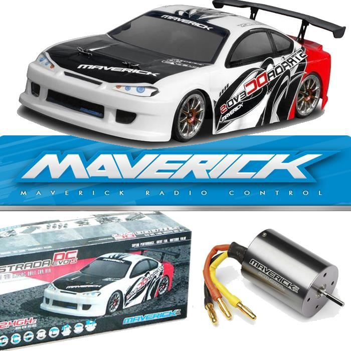 VOITURE - CAMION Voiture de drift - STRADA DC DRIFT EVO S BRUSHLESS
