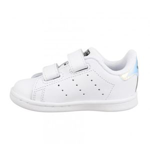 ... BASKET ADIDAS Stan Smith-23-Blanc Argent. ‹›