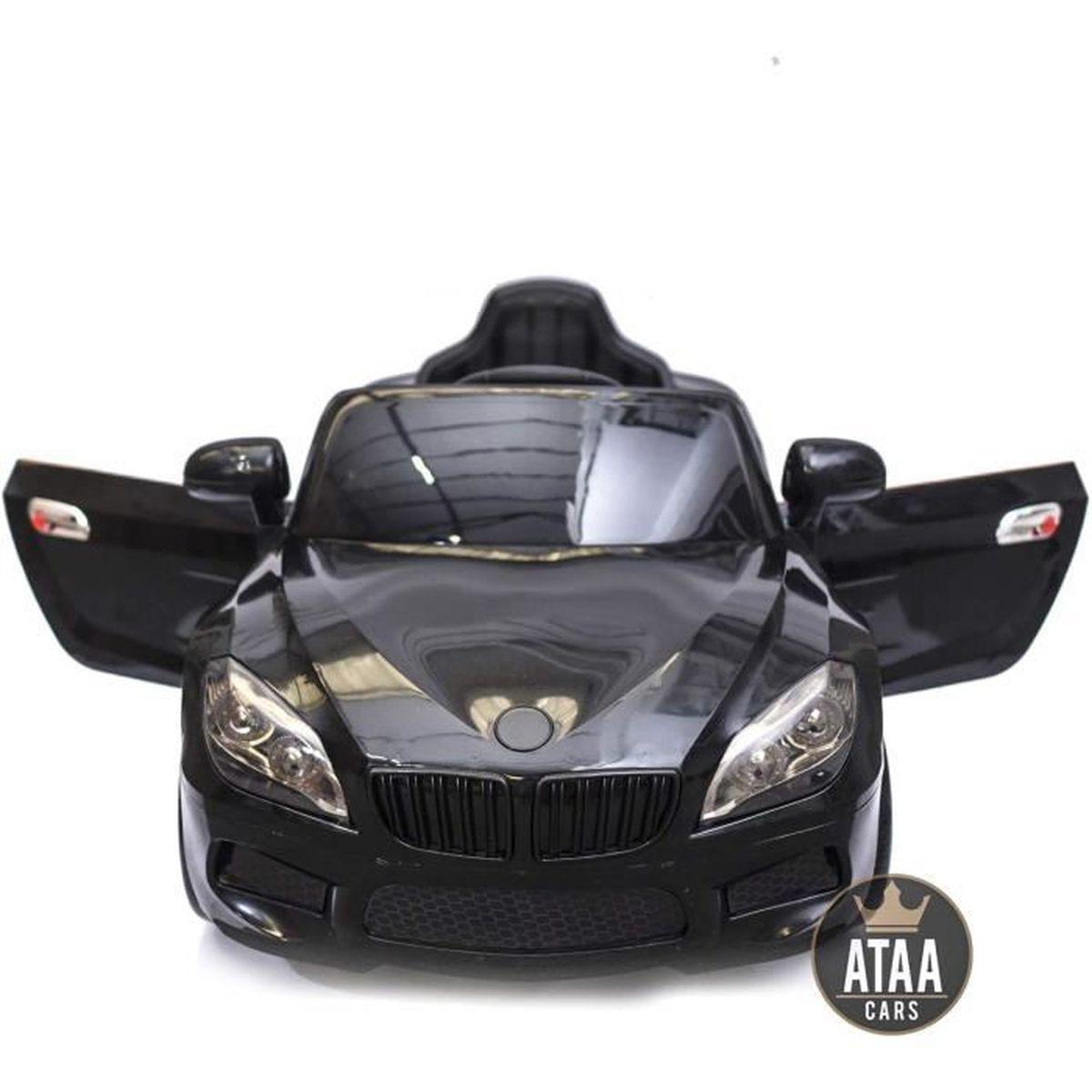 VOITURE ELECTRIQUE ENFANT X5 Sedan 12v voiture électrique enfants avec téléc