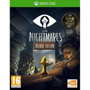 JEU XBOX Little Nightmares Deluxe Edition Jeu Xbox One